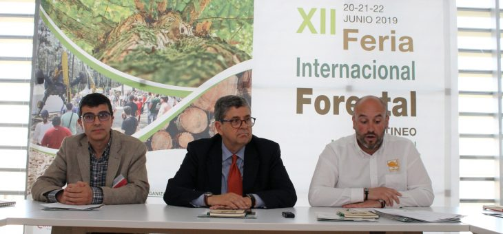 ASTURFORESTA 2019 PRESENTATION AT THE MINISTRY OF AGRICULTURE, FISHING AND FOOD OF MADRID